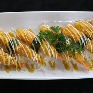 Tempura-prawn-individual roll