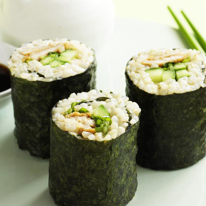 Brown Rice Rolls